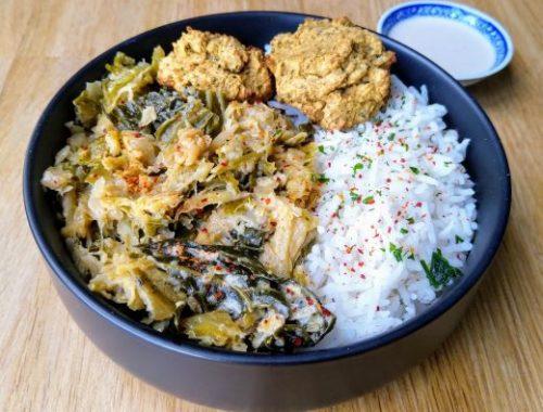 falafel riz chou