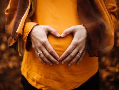 lorali femme enceinte